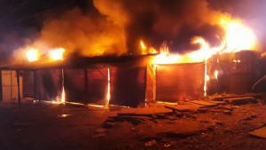 ओली सरकारको बहादुरी : सुकुमबासी बस्तीमा आगो लगाईयो