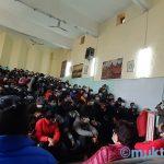 प्रधानमन्त्री ओलीको कार्यशैली सच्याउन चेतावनी दिदै अनेरास्ववियूको भेला सम्पन्न