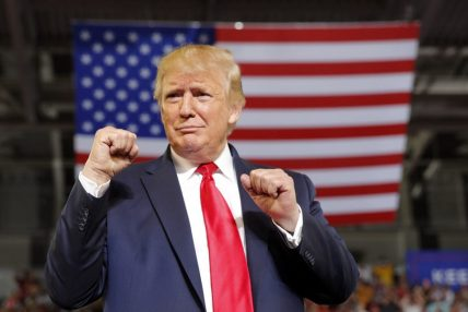 अमेरिकी राष्ट्रपति ट्रम्पविरुद्ध महाअभियोग प्रस्ताव दर्ता