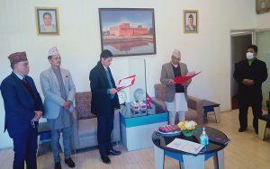 राष्ट्रिय वाणिज्य बैंकको अध्यक्षमा धनीराम शर्मा नियुक्त