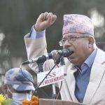 गणतन्त्र विरोधीलाई प्रधानमन्त्री बनाउदा ओलीको फुर्ति बढ्यो- माधवकुमार नेपाल