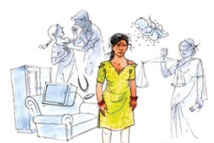 महिला हिंसाका अधिकांश उजुरी मिलापत्रमै सीमित