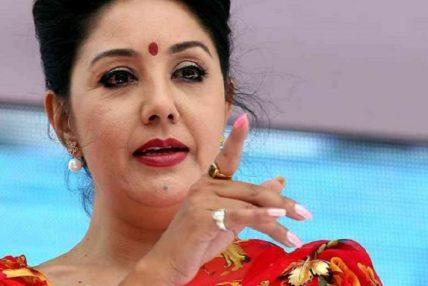 अभिनेत्री करिश्मा मानन्धरलाई महानायिकाको उपाधि
