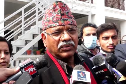 दाहाल-नेपाल पक्षले भन्यो, विवाद समाधान नभई कसरी हुन्छ चुनाव ?