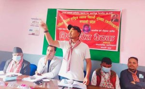 केपी वली नेपाली मुलुकका लागी कोभिड भन्दा घातक -तामाङ