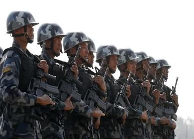 सीमामा सक्रियता बढाउँदै सशस्त्र प्रहरी