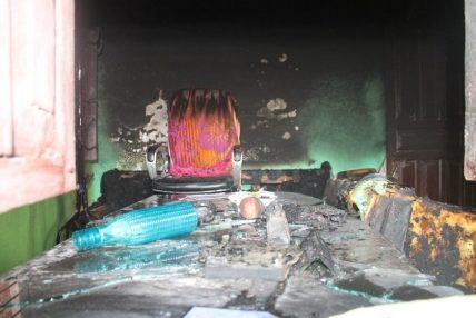 अझै पक्राउ परेनन् वडा कार्यालय जलाउने युवा